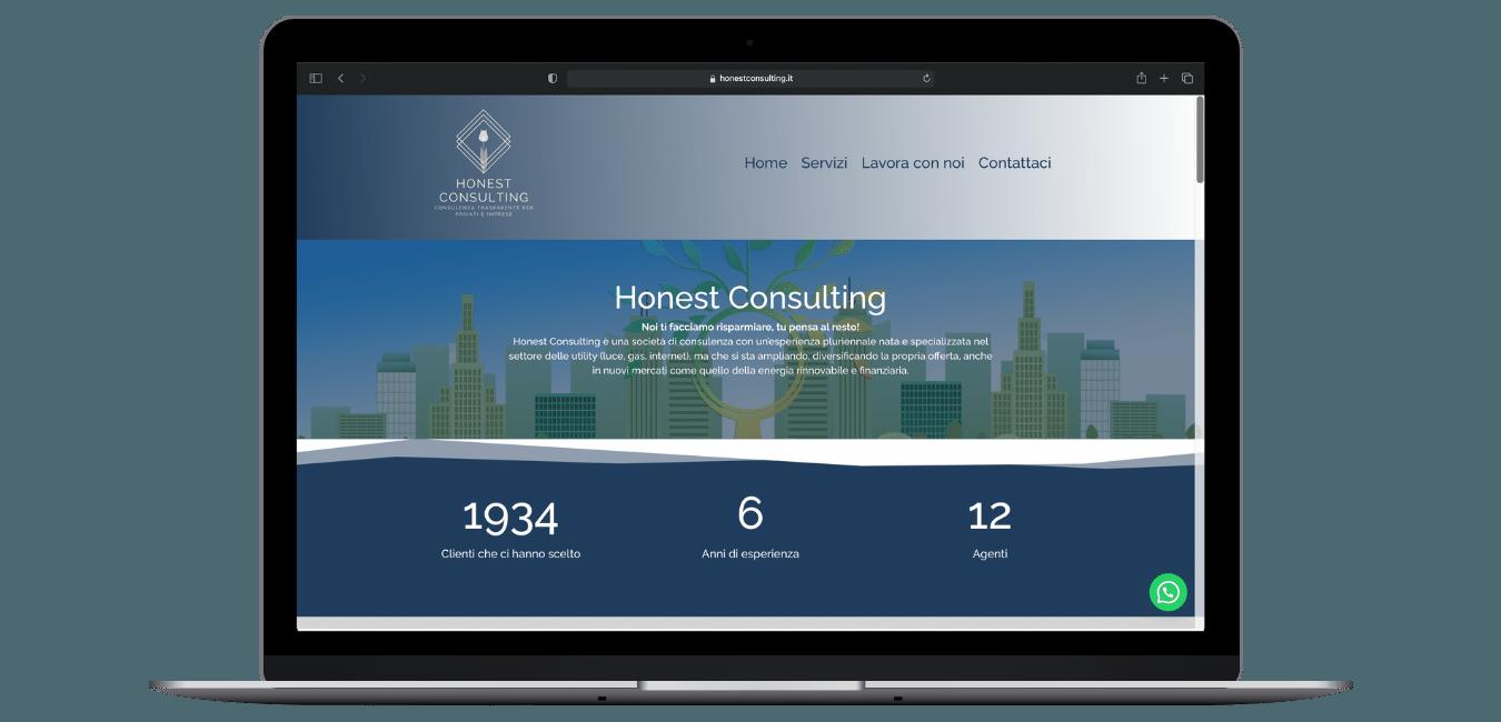 HonestConsulting sito