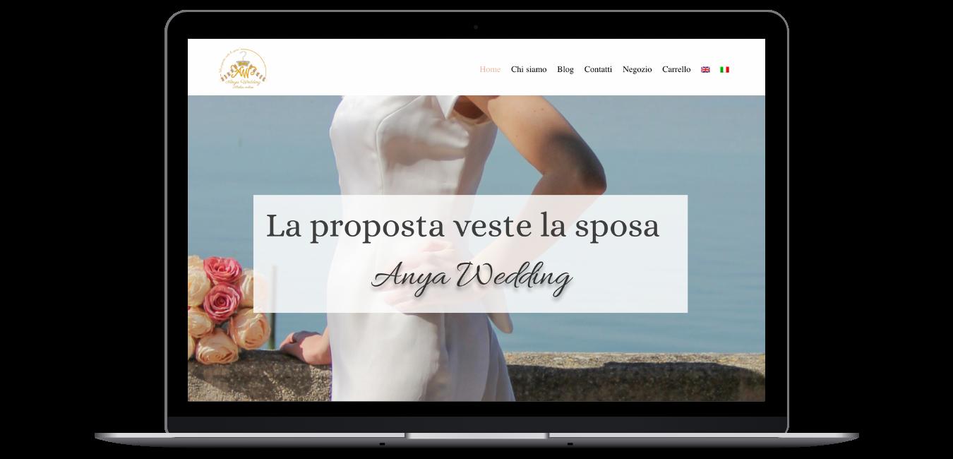 Anya Wedding